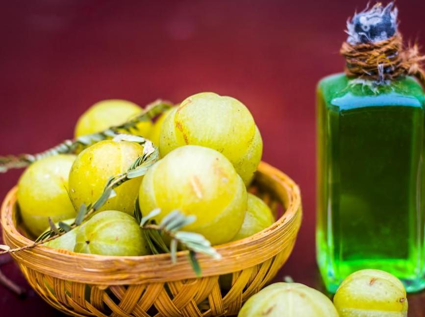 Amla Oil For Hair Loss