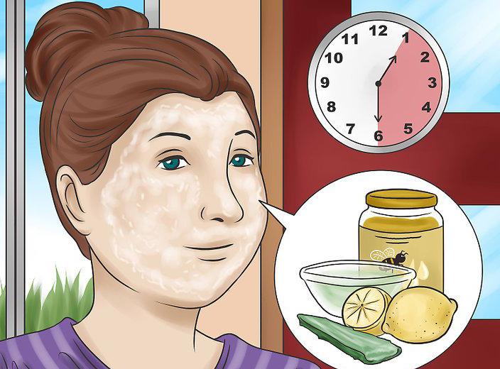Aloe Vera And Lemon Juice