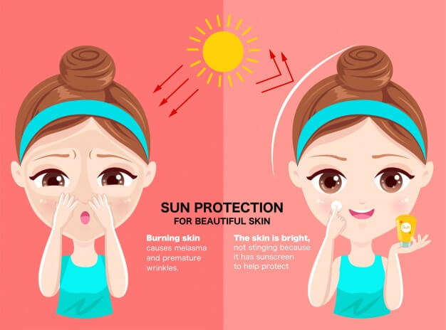 Sun Protection And Care