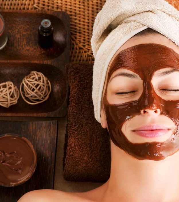 Cocoa Face Mask For Dry Skin