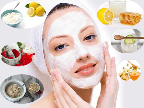 Curd Face Pack For Dry Skin