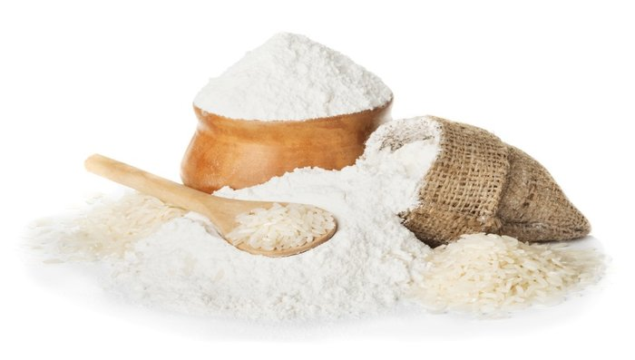 Rice Flour Face Pack For Dry Skin