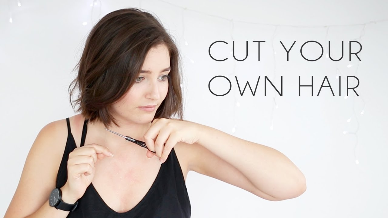How To Cut Your Own Hair | Galhairs