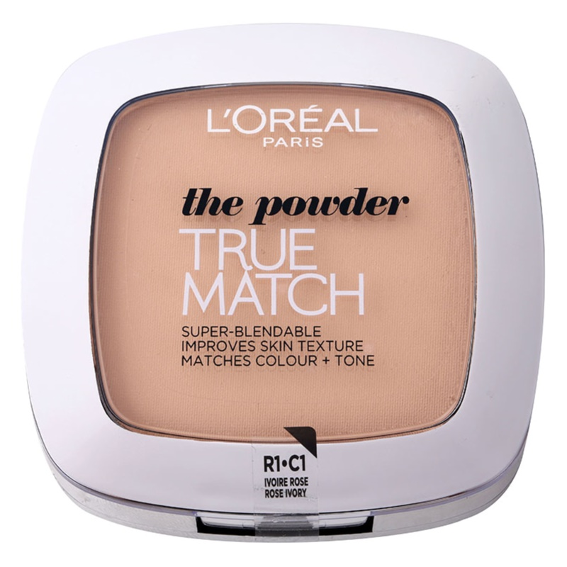 L'Oreal Paris True Match Super-Blendable Powder