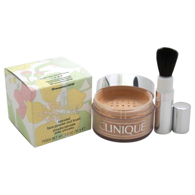 Clinique Blended Face Powder