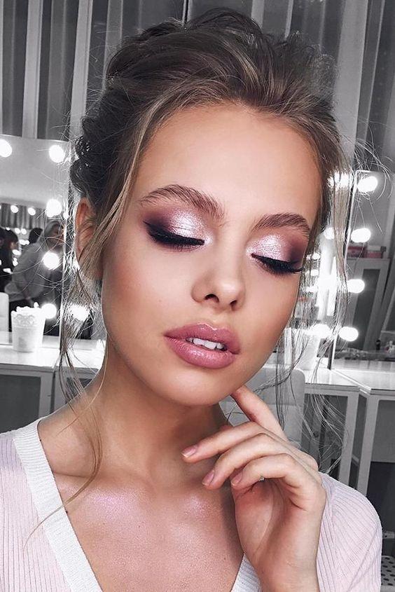 Classic Bridal Makeup Ideas