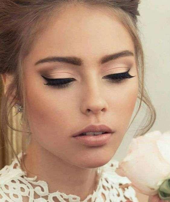 Natural Wedding Makeup Ideas